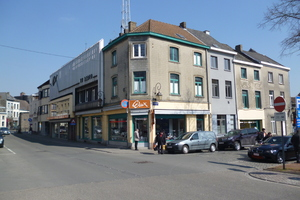 Project: appartementen + retail